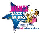 Air Jamaica Jazz and Blues Festival -  Paradise Vacations Transport Service Montego Bay, Jamaica - St. James PO # 2, Jamaica West Indies -  http://www.paradisevacationsjamaica.com; E-mail: paradisevacationsja@yahoo.com