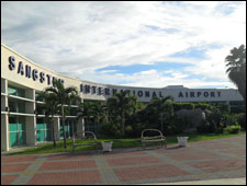 Montego Bay Airport (MBJ)- Paradise Vacations Transport Service Montego Bay, Jamaica - St. James PO # 2, Jamaica West Indies -  http://www.paradisevacationsjamaica.com; E-mail: paradisevacationsja@yahoo.com